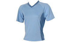 Schwinn Women V-Neck T blue/blue
